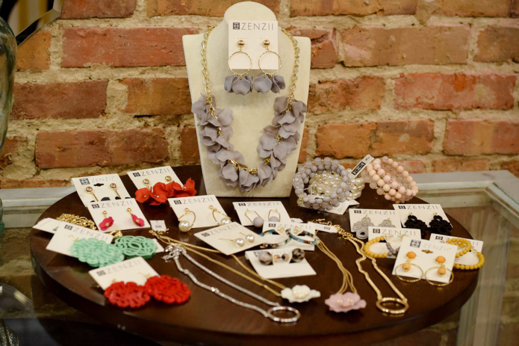 Jewelry at Mira Mira Clothing Boutique Columbus MS